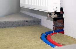 Vloerisolatie betonvloer